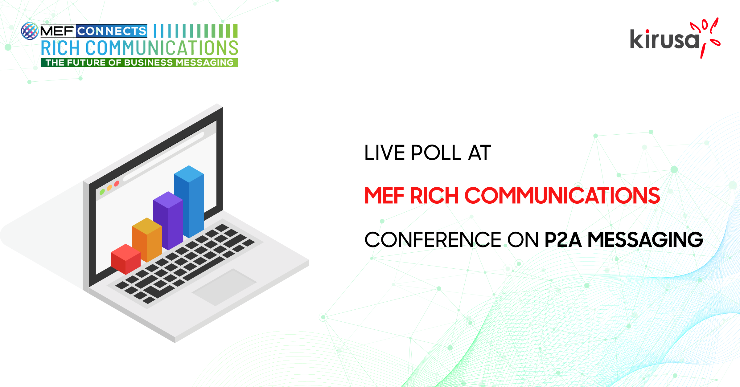 Live Poll At Mef Rich Communications Conference On P2A Messaging